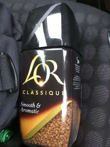 Lor Classic coffee. Smooth and Aromatic 165g £4 @ Tesco. Save £2.69