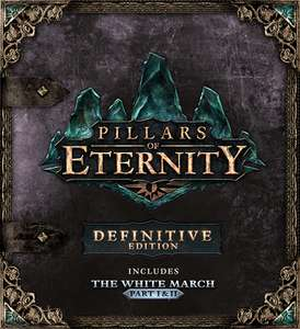 Pillars of Eternity: Definitive Edition steam code @ Amazon £6.74