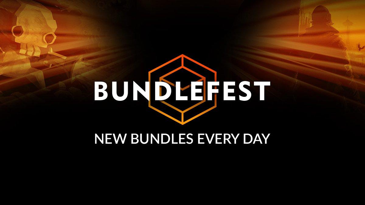 BundleFest Day One: Indie Legends Bundle 7 - £2.99 / Fanatical Starter Bundle - £1.69 - Fanatical [Star Deal - Overcooked - £3.69]