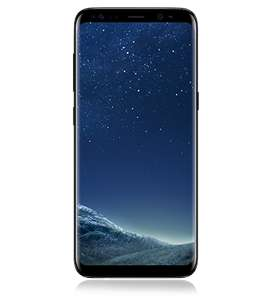 Samsung Galaxy S8 64GB Midnight Black for £23 a month on Virgin (300 mins, unl Texts, 1.2gb Data) (36 month contract - Term = £828)