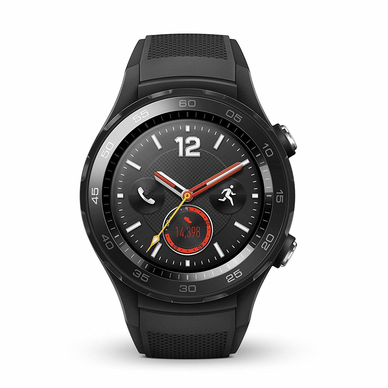 Huawei Watch 2 4G Sport Smartwatch - Black - £229.99 @ Amazon (Lightning Deal)