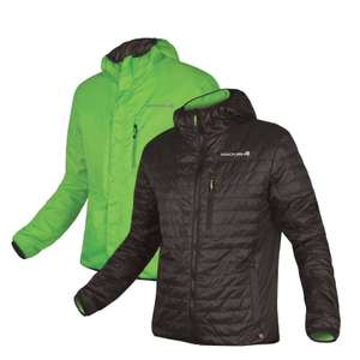 Endura Urban Flipjak Reversible Jacket Black/green £74.99 delivered @ Cyclestore