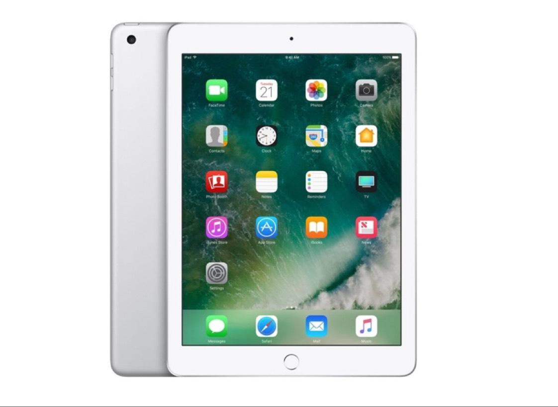 Apple iPad 9.7 inch ,Wifi 32Gb Silver - £295.68 @ Ebuyer