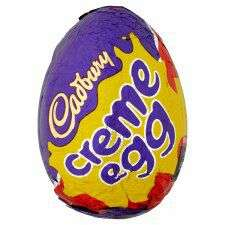 Cadbury Creme Egg 50p or 3 for £1 @ Tesco