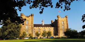 2-night stay for 2 in a 14th Centure Castle (Lumley Castle, County Durham) inc. Full English breakfast, Late Checkout, Free Wi-Fi only £129 per couple