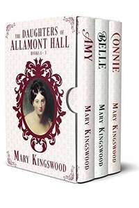 The Daughters of Allamont Hall Collection Kindle Edition - Free
