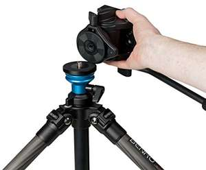 Benro C2573FS4 Video Tripod Kit with Single Legs £152.86 @ Amazon (was £485)