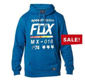 2018 Fox District 2 Hoodie - was £55, now £33.00 + £3.99 del @ Dirt Bike Bitz