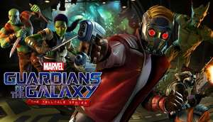 [PC] Marvel's Guardians of the Galaxy: The Telltale Series - £4.29 - WinGameStore