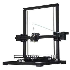Tronxy X3 Desktop High Accuracy LCD Screen 3D Printer Kit  -  EU PLUG  BLACK £124.77 @Gearbest.com