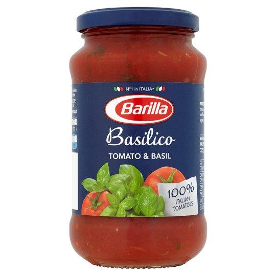 All Barilla Sauce and Pasta 1/2 Price @ Tesco