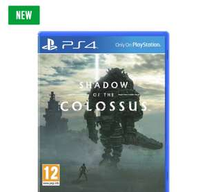 Shadow of the Colossus PS4 Catalogue Number, free c&c £24 @ Tesco