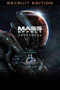 Mass Effect™: Andromeda – Standard Recruit Edition (XO) £8.25 @ Xbox (Deluxe Recruit Edition £14.85)