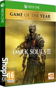 Dark Souls III: The Fire Fades Edition (Game of the Year Edition) inc all dlc £24.85 @ ShopTo
