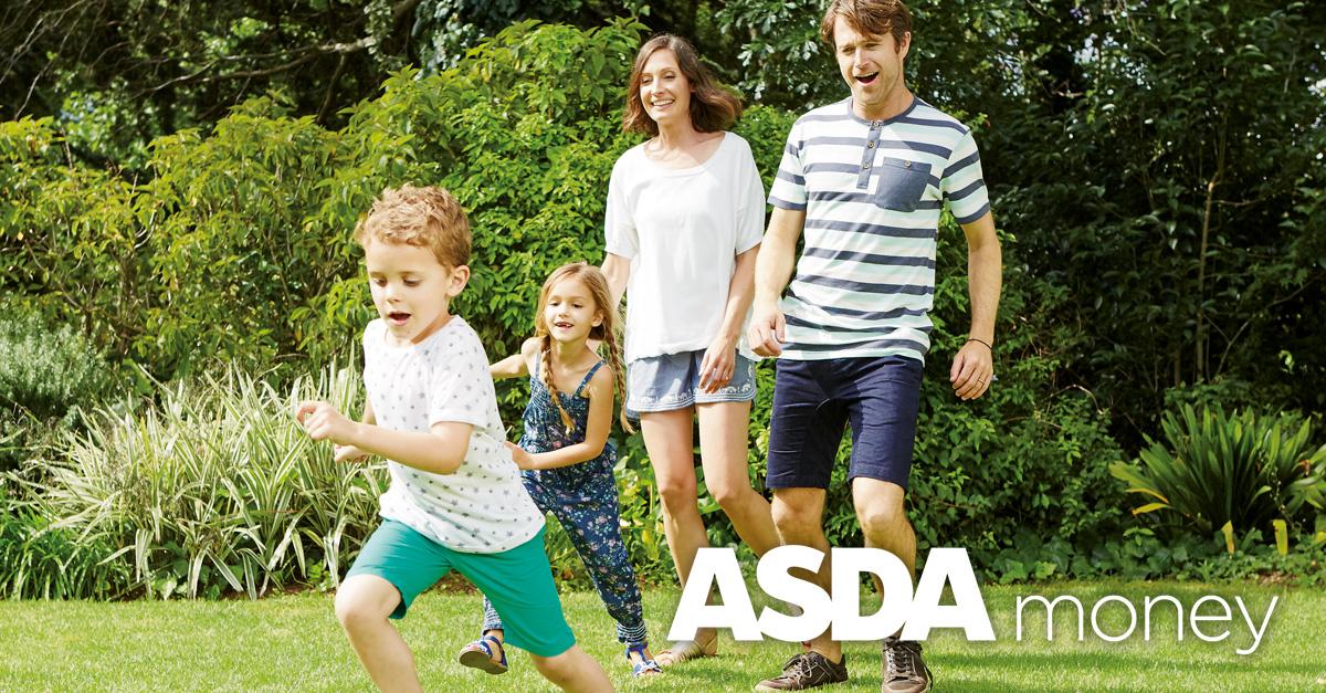 Asda cashback credit card – 1% cashback on Asda spend (as Asda vouchers), 0.5% elsewhere (drops 0.2% 13/04)