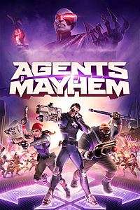 Agents Of Mayhem (Save 75%) £8.75 or Total Mayhem Bundle £10 @ Xbox Live Gold