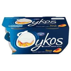 Oykos greek style  yogurts £1 @ Morrisons