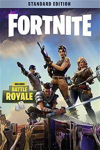 Fortnite standard founders pack xb1 £17.50 with Gold @ microsoft store