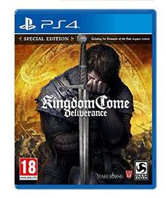 Kingdom Come: Deliverance only 3p on PSN Indonesia Price Glitch