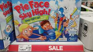 Pie Face Sky high offer for £2.10 instore at Asda in Gosforth