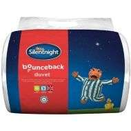 SILENT NIGHT bounce back and anti-allergy 10.5 tog duvets. From £6.99 @ B&M