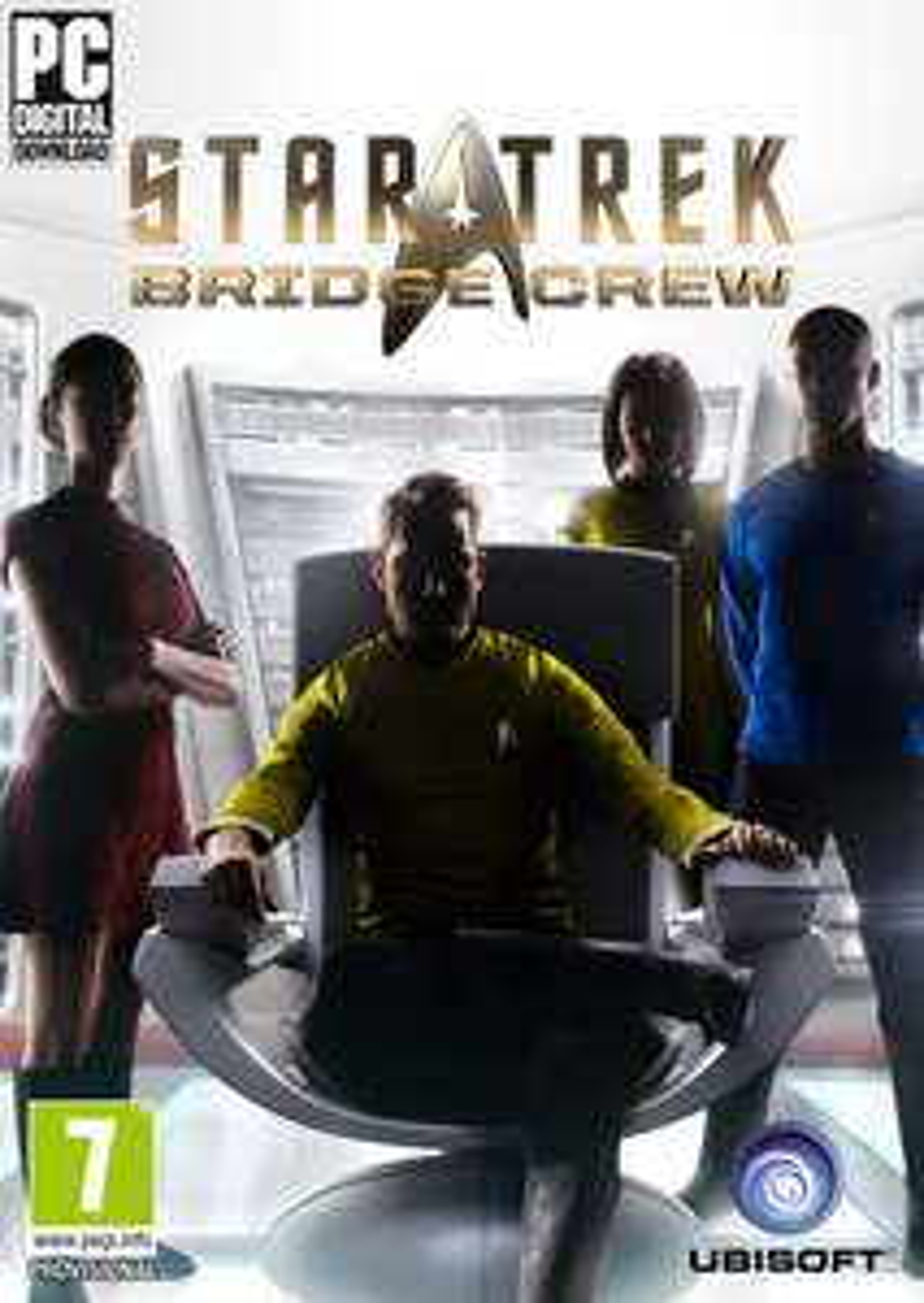 Star Trek Bridge Crew [Steam PC Code] £16 at Amazon