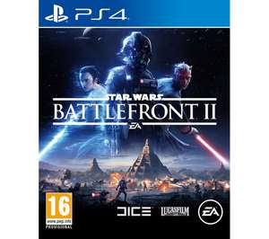 Star Wars Battlefront 2 PS4 / Xbox One now £19.99 delivered @ Currys