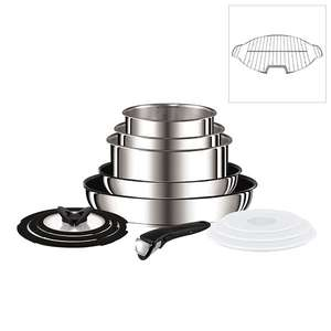 £103 off Tefal Ingenio Pan set with voucher @ Ideal World TV