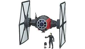 Star Wars Force Link First Order TIE Fighter & Figure £3 ASDA in store