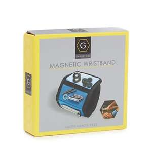 Gadget Co - Magnetic wrist band - £3.49 Delivered or £2 C&C at Debenhams