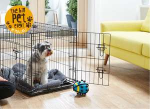 Bargain! Tons of pet accessories with free delivery from £1.79 @ ALDI from 22nd