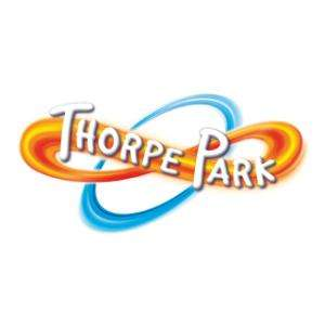 Thorpe Park Shark Hotel Stay + TWO days tickets + Breakfast + FREE Parking + Fast Track & more from £35.50pp @ Thorpe Park