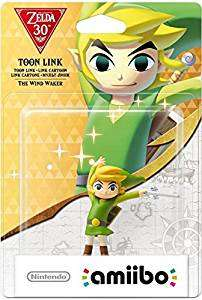 Wind Waker Link Amiibo back in stock £10.99 (Prime) / £12.98 (non Prime) at Amazon