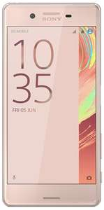 Sony Xperia X 32gb Rose Gold (Good condition) £129.99 @ Envirofone