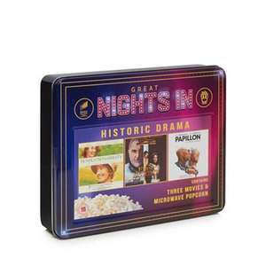 Sony - Historic drama (sense and sensibility, first knight, papillion) + £2 click and collect or £3.49 delivered at Debenhams