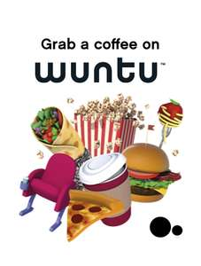 Free Costa Coffee drink via Wuntu App from Wednesday