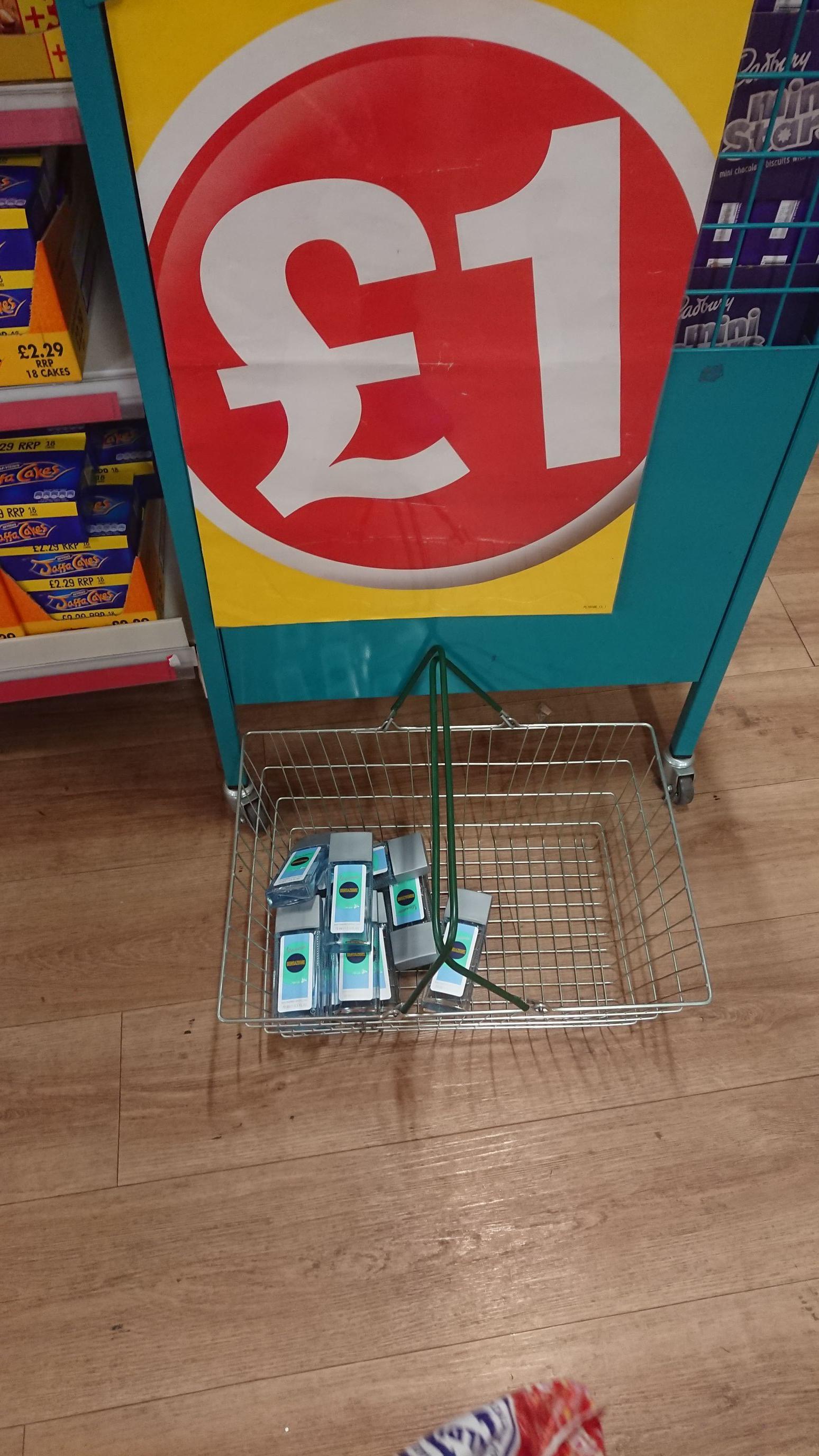 Vespa Spray Perfume by coty £1 Poundland