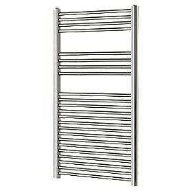 Blyss Towel Radiator 1200 x 600mm Chrome (Was £54.99) Now £39.99 at Screwfix