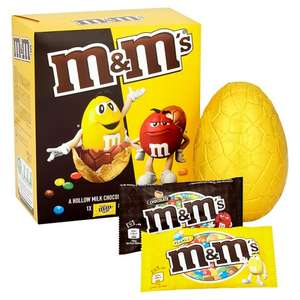 Large Easter eggs  £2.49 / Medium 89p  @ HomeBargains