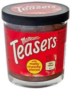 Maltesers Teasers Spread £1 for 200g in-store at Home Bargains