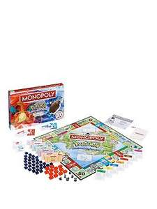 Monopoly Pokemon - £13.87 @ Very