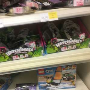Hatchimals season 2 70p @ Tesco - Burnley