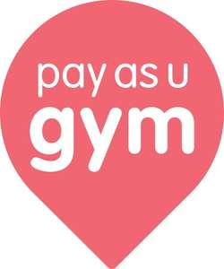 FREE gym pass @ PayAsUGym via PayPal