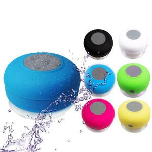Bluetooth Shower Speaker For Music / Calls £5.75 valleydom / Ebay