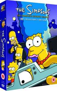 The Simpsons: Complete Season 7 *used* £3.89 @ Music magpie