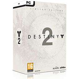 Destiny 2 Limited Edition on PC IN STOCK at Game ONLINE 1 per customer £49.99