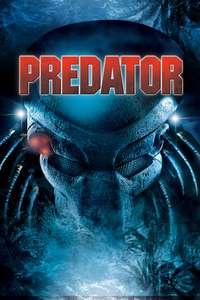 Predator 4k digital film £4.99 @ itunes store