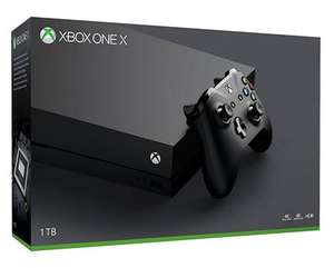 Microsoft Xbox One X Console 1TB - £349.99 P/O (£399.99 New) - Grainger Games