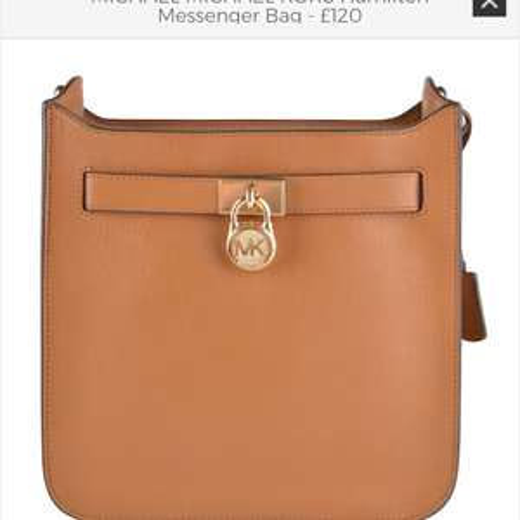 Michael Kors Hamilton Bag £120 @ Flannels
