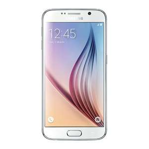 Galaxy S6 White EE Refurbished (Good Condition) - £89.99 Delivered, 12m Warranty [+ possible 6% Quidco] @ Music magpie